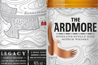 The Ardmore Legacy whisky