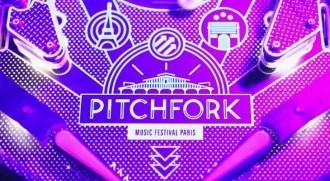 Pitchfork festival 2015 Paris