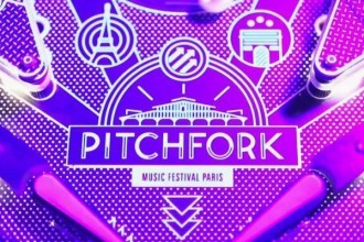 Pitchfork festival 2015 Paris