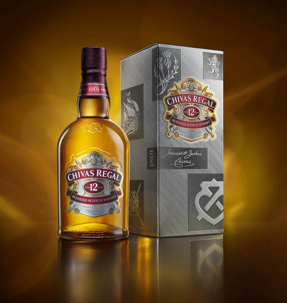 Chivas 12 Restage Hero shot bottle and carton_original