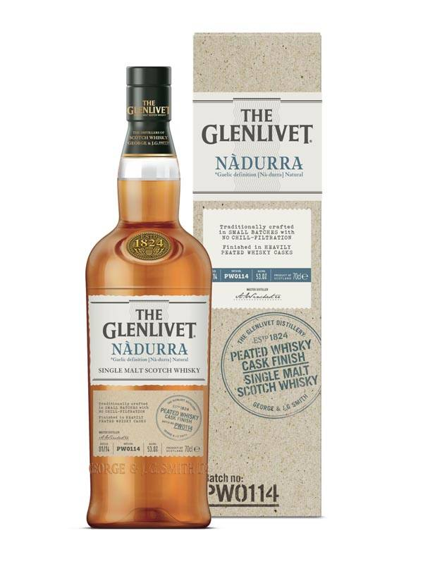 The Glenlivet Nàdurra Peated