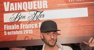 ben Tyler Angostura Global Challenge France