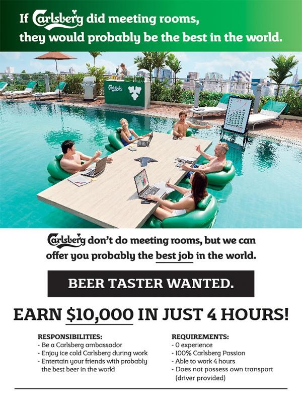 Carlsberg_job Singapour