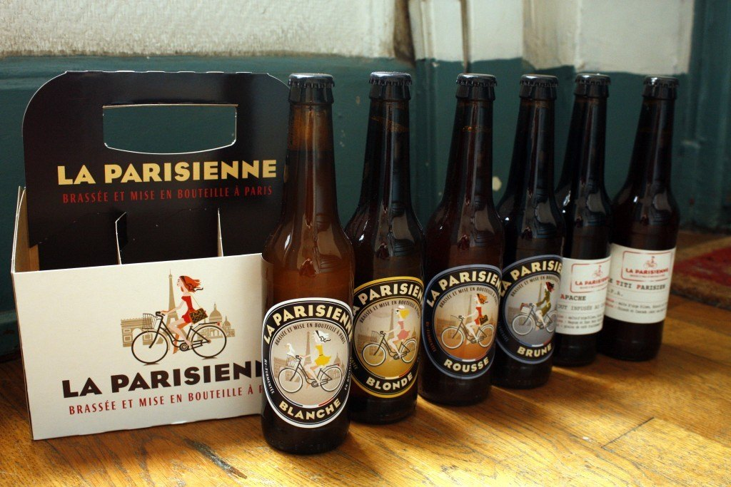 La parisienne - brasserie parisienne
