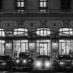 Une soirée aux bars du Peninsula Paris avec Mathieu Le Feuvrier