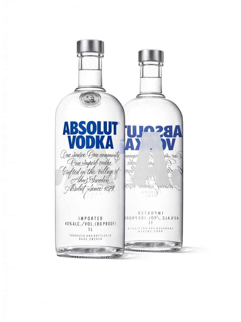 Redesign Absolut duo