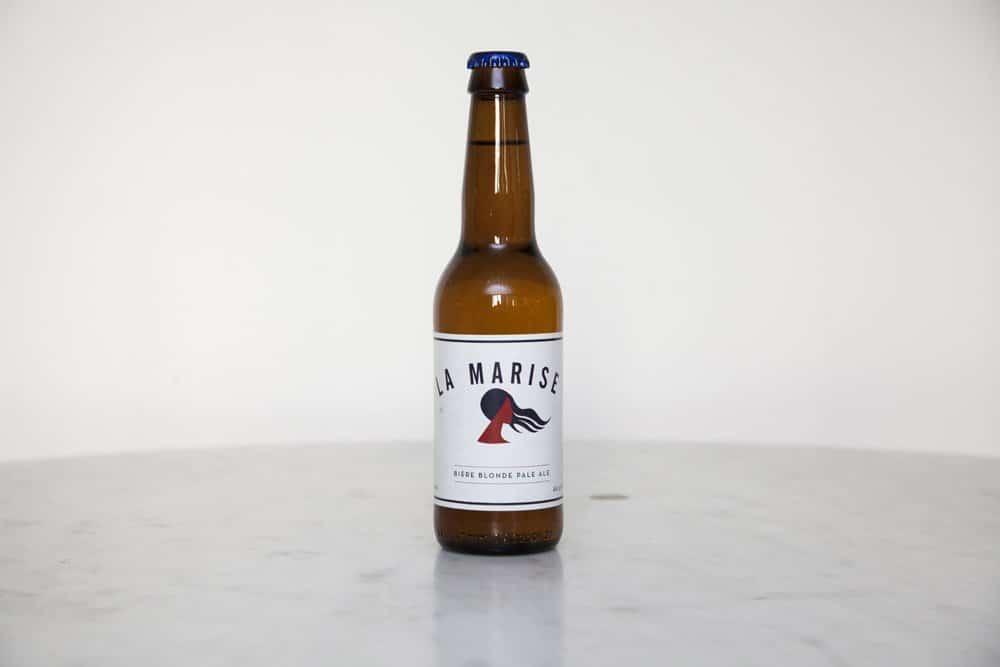 bouteille biere La Marise