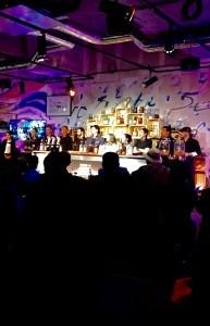 Bartenders society 10 finalistes