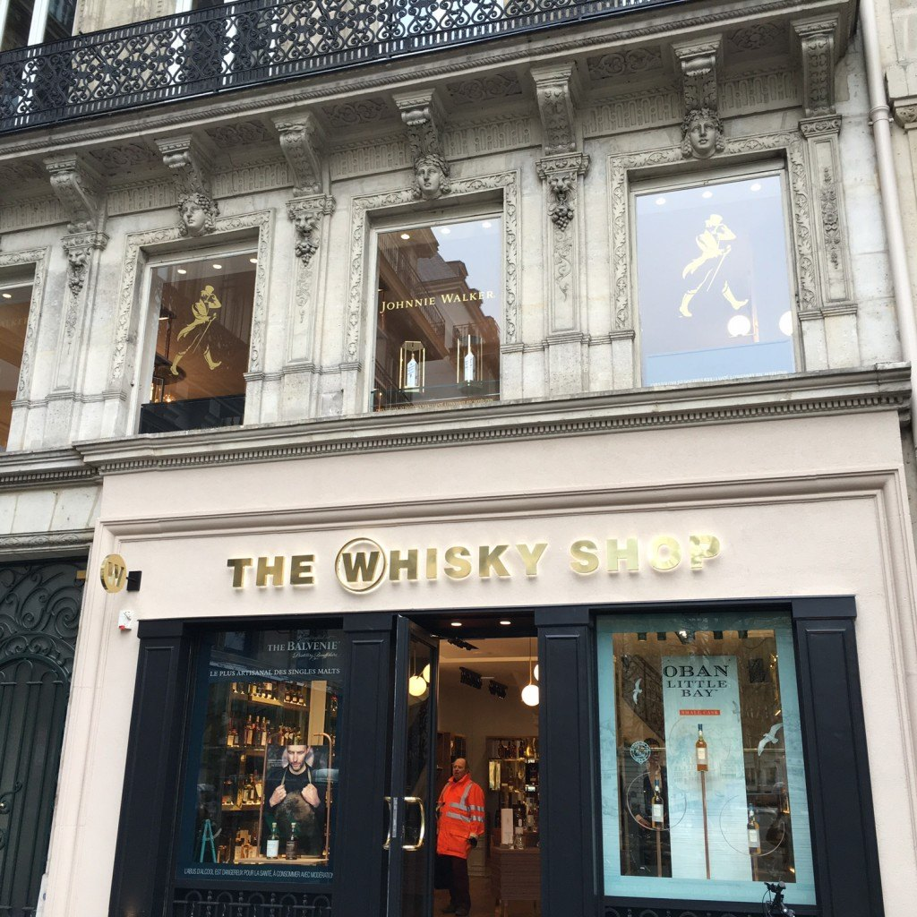 the whisky shop paris madeleine