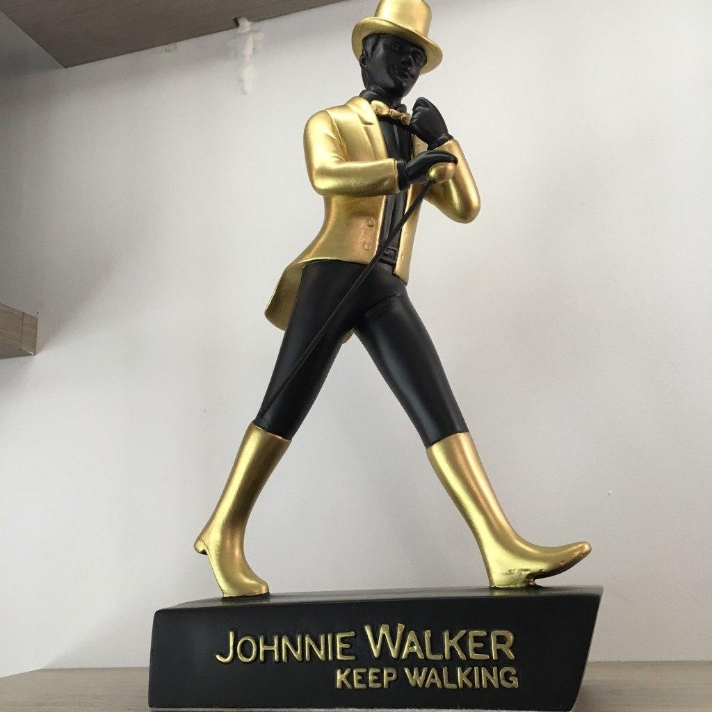 Johnnie Walker statut