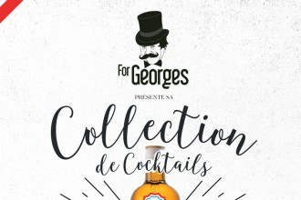 Collection de cocktail ForGeorges