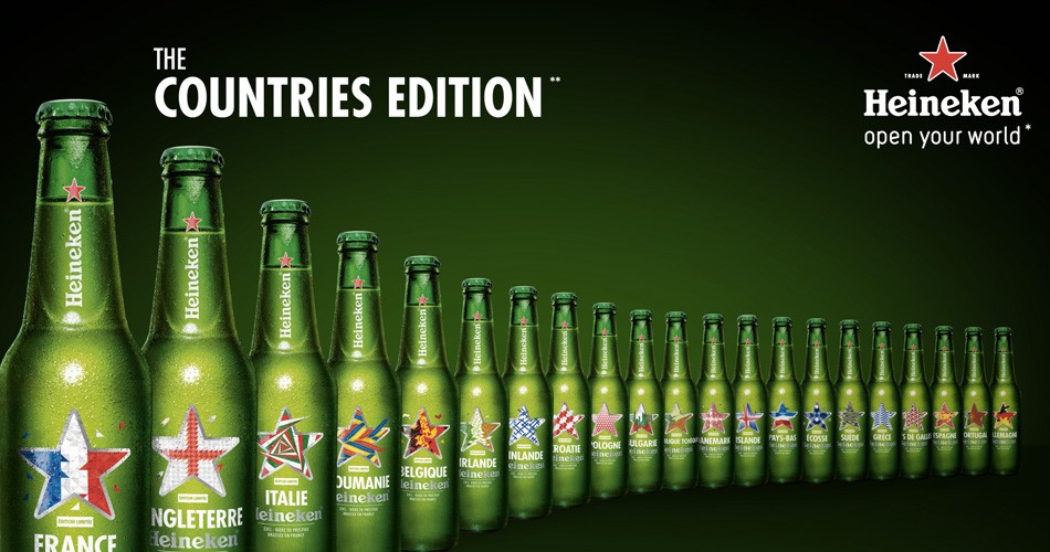 Heineken Countries Editions