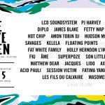 Green Room partenaire de We Love Green