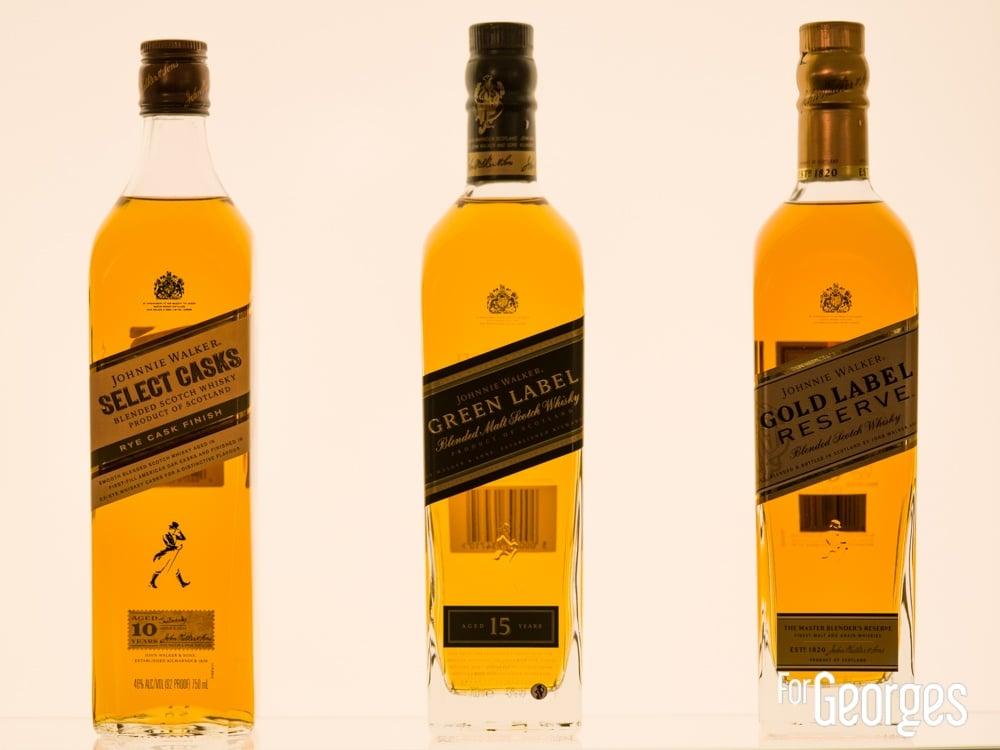 ForGeorges Johnnie Walker Select Casks