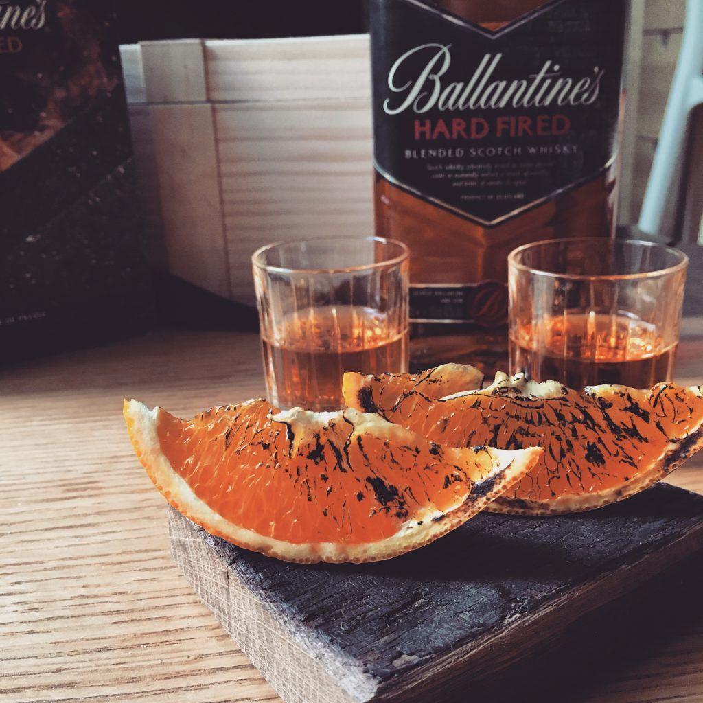 Ballantine's Hard Fired - blend whisky