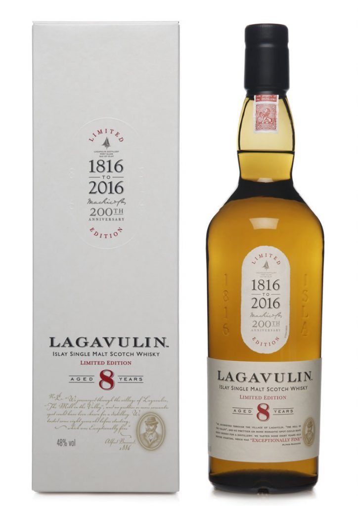 Lagavulin 8 ans - Bouteille