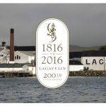 Lagavulin 8 ans pour les 200 ans de la distillerie