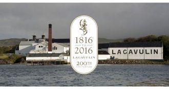 Whisky Lagavulin 8 ans