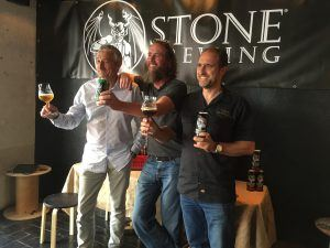 staff Stone Brewing