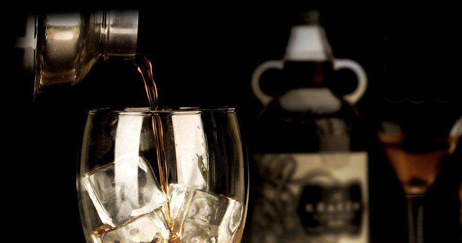 Rhum Kraken Cocktails