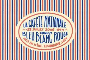 La cafete nationale 2016 le fooding