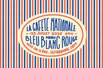 La cafete nationale 2016 le fooding