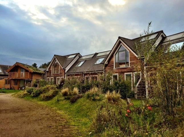 findhorn eco village whisky