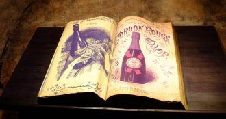 Champagne Mumm Perriet Jouet