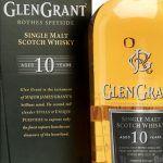 Glen Grant : un 10 ans venu du Speyside