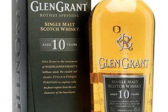 Glen Grant 10 ans