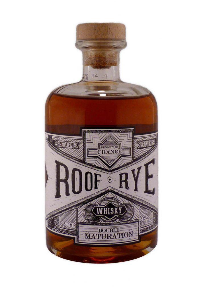 roof rye le premier rye whisky fran ais forgeorges. Black Bedroom Furniture Sets. Home Design Ideas