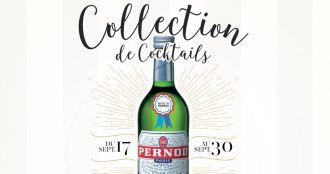collection cocktail ForGeorges pernod Peninsula