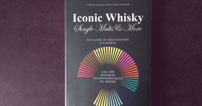 Livre iconic whisky