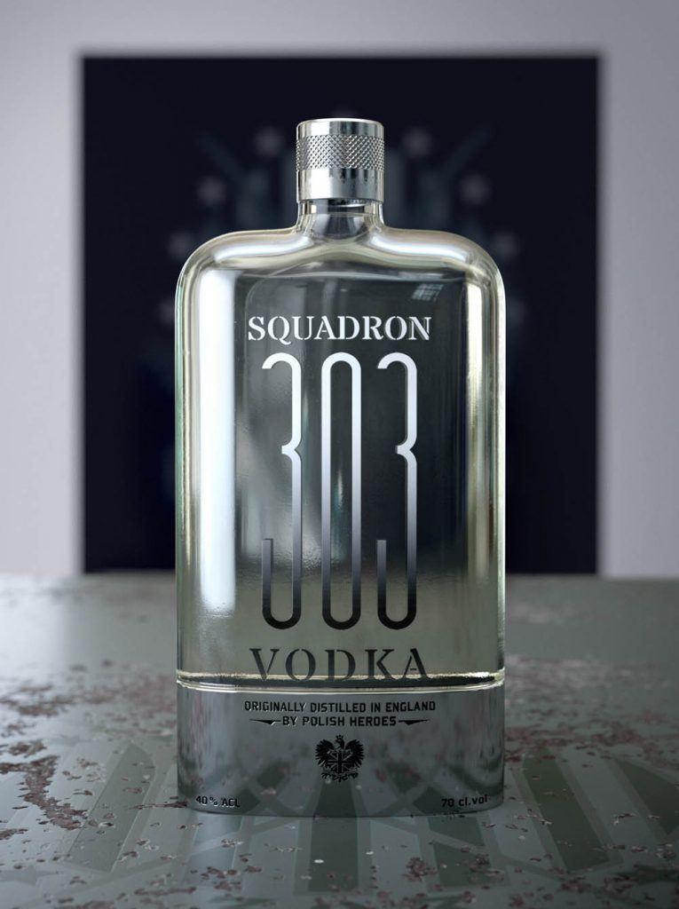 303 squadron Vodka