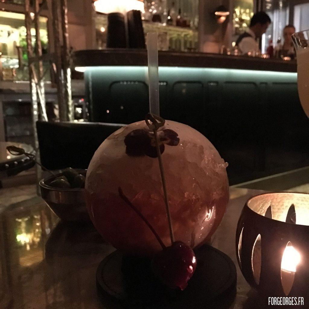 cocktail Connaught Bar London Mayfair