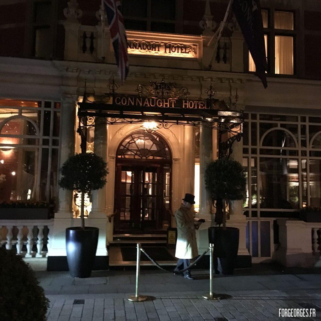 Connaught Bar London Mayfair