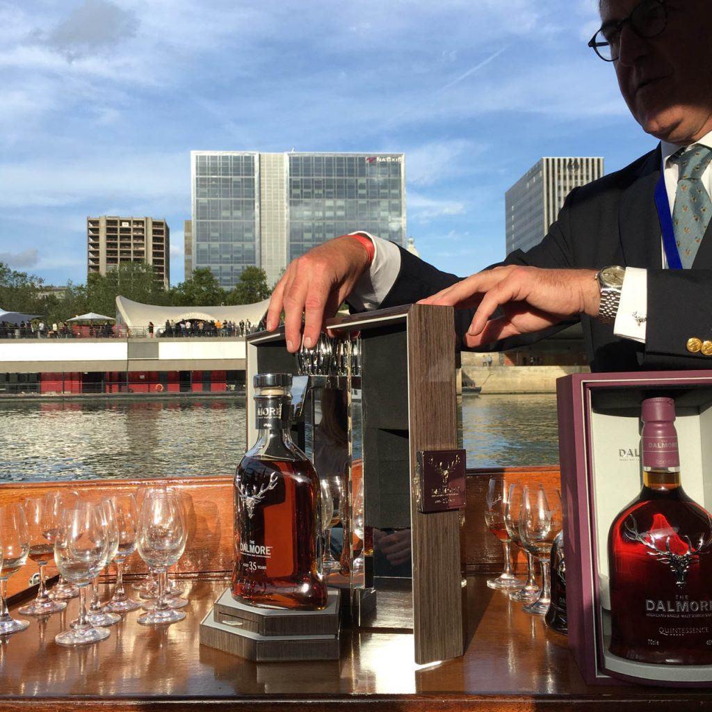 Dalmore 35 ans Whisky live paris 2016