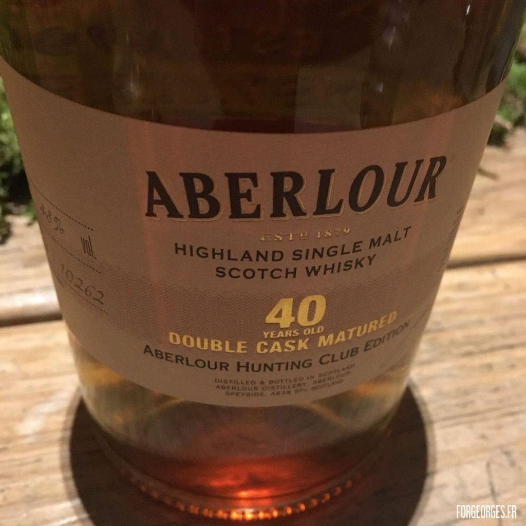 Aberlour Hunting Club 2016 - ForGeorges