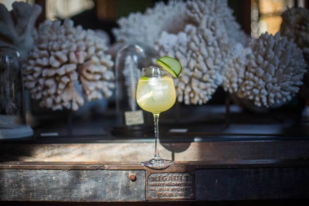 Glen Grant cocktail Deyrolle