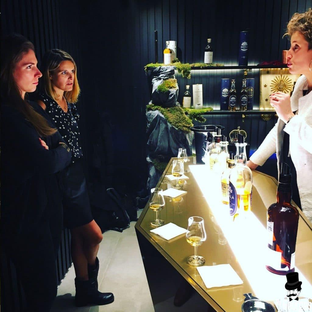 Dewar's and Son - Soirée ForGeorges au Whisky shop paris