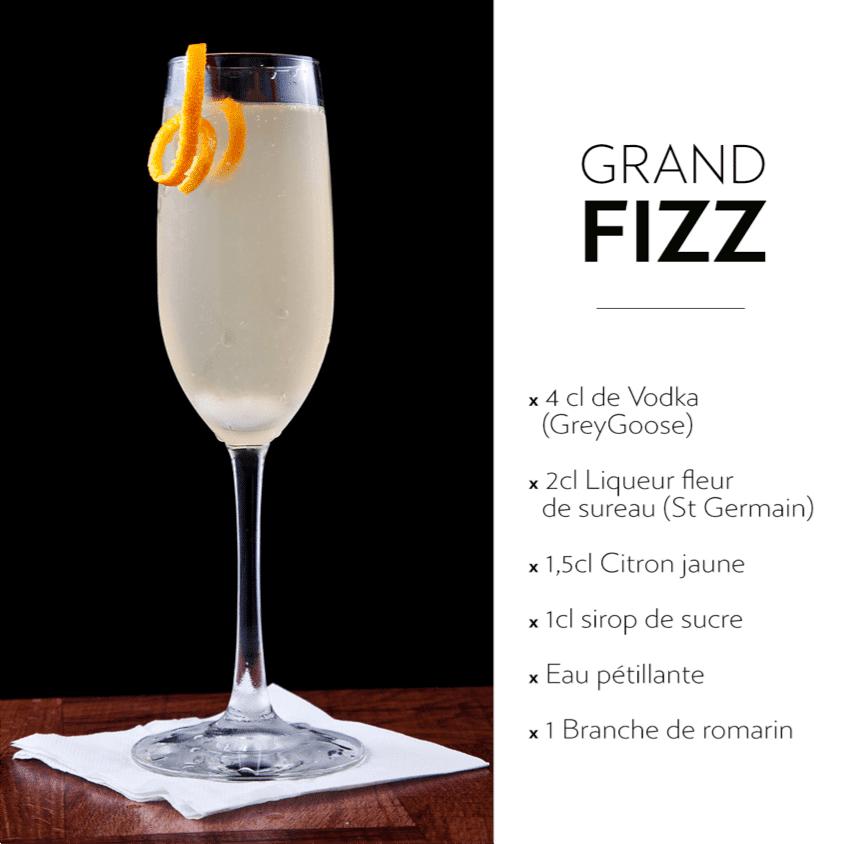 slow drinking grandfizz