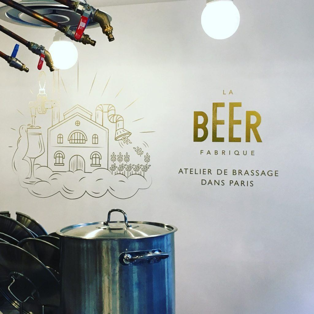 Beer fabrique Paris