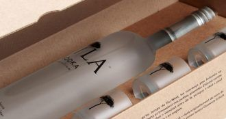 pyla vodka shot case