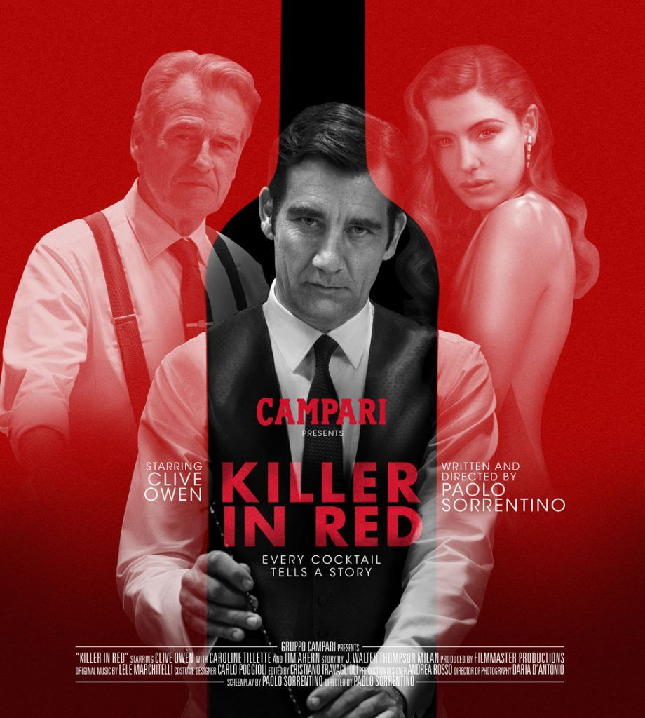 Killer in Red Campari 2017
