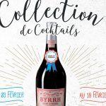 La collection de cocktails ForGeorges 3 –  Byrrh – Les justes