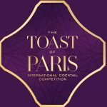 The toast of Paris 2017 par Cognac Courvoisier