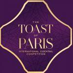 The toast of Paris 2017 par Cognac Courvoisier