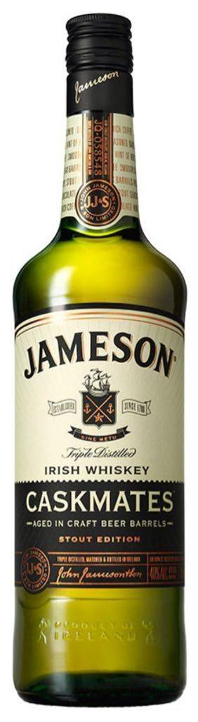 Jameson Caskmates bottle