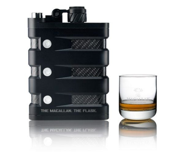 The Macallan The flask Oakley