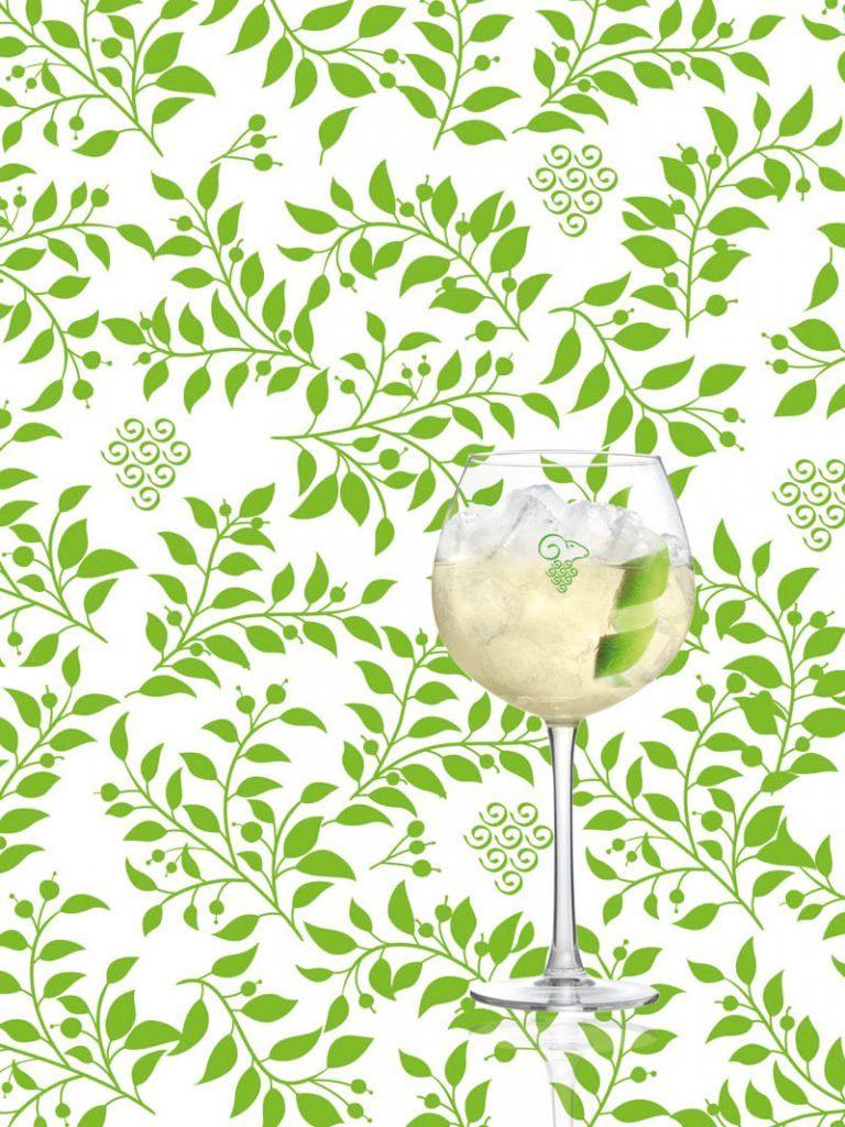 Cocktail Green Cadet - Esprit Liberty